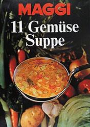 Farner Rudolf Werbeagentur - Maggi 11 Gemüse Suppe