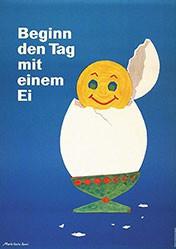 Jenni Marie-Louise - Beginn den Tag mit einem Ei