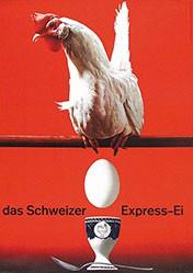 Neukomm + Pinschewer - Schweizer Ei