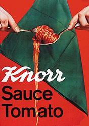Trümpler P. - Knorr Sauce Tomato
