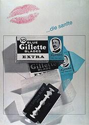 Wirz Adolf Werbeagentur - Gillette