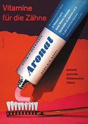 Mayer Roger - Aronal Zahnpasta