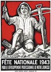 L'Eplattenier Charles - Fête Nationale