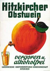 Anonym - Hitzkircher Obstwein