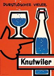 Monogramm Bu - Knutwiler