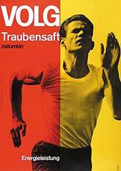 Müller-Brockmann Josef - Volg Traubensaft