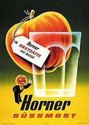 Rubin Alfred - Horner Süssmost
