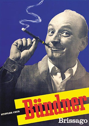 Althaus Paul O. Atelier - Bündner Brissago