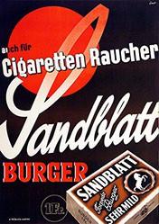 Ernst Otto - Burger Sandblatt
