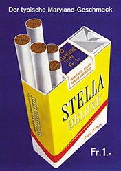 Anonym - Stella Deluxe
