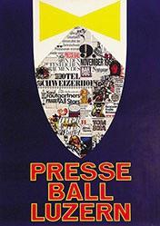 Küng Edgar - Presse Ball Luzern
