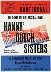 Anonym - Hanny's Dutch Sisters
