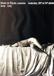 Jeker Werner - Anatomies