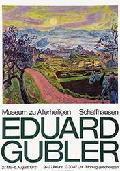 Mannhart Karl - Eduard Gubler