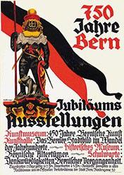 Nyffenegger Paul - 750 Jahre Bern