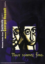 Sommerhalder Monika - Georges Rouault - Nous sommes fou