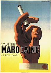 Cassandre A.M. - Vautier Marocaine