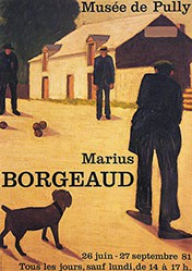 Anonym - Maurice Borgeaud
