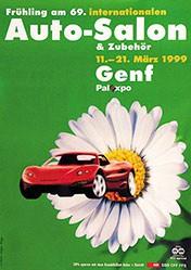 Küng Edgar - Auto-Salon Genf