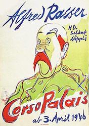 Lindegger Albert - Alfred Rasser