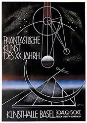 Moeschlin J.H. - Phantastische Kunst des XX. Jahrhunderts