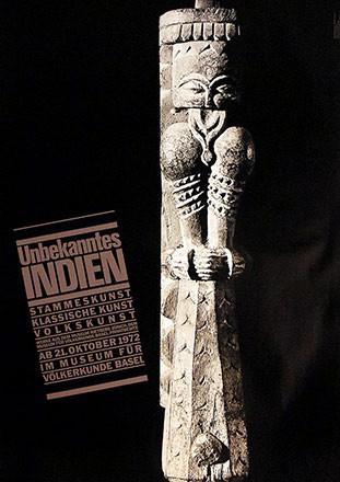 Müller Fridolin - Unbekanntes Indien