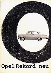 Widmer Hansruedi - Opel Rekord