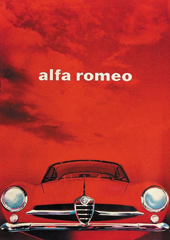 Alfa Romeo Poster Идеи изображения автомобиля - Alfa romeo poster