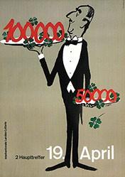 Gfeller Rolf - Landes-Lotterie