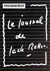 Anonym - Le journal