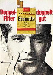 Triplex Werbeagentur - Brunette Doppelfilter