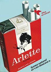 Anonym - Arlette