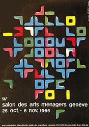 Géroudet & Augustin - Salon des arts menagers Genève