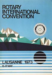 Bataillard Pierre - Rotary International Convention