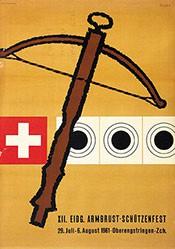 Gygax Franz - Armbrust-Schützenfest