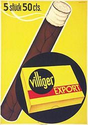 Handschin Johannes - Villiger Export