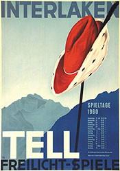 Diggelmann Alex Walter - Tell Freilicht-Spiele Interlaken