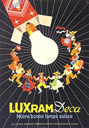 Tomamichel Hans - Luxram Deca