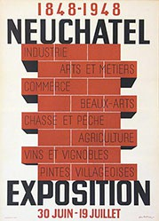 Billeter Alex - Exposition Neuchatel (2-teilig)