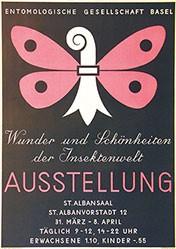 Stoecklin Niklaus - Ausstellung Insektenwelt