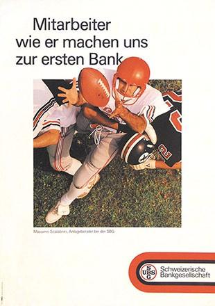Advico Werbeagentur - Schweizerischer Bankverein