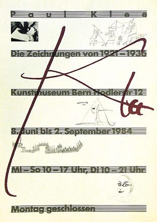 Morscher Reinhart - Paul Klee