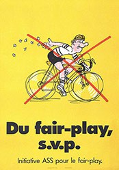 Anonym - Du fair-play, s.v.p.