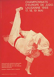 Geiser Roger Virgile - Championnats d'europe de Judo