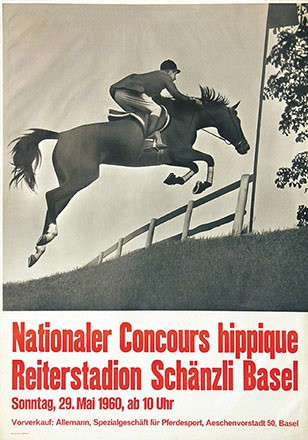 Anonym - Nationaler Concours hippique