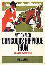 Weber - Concours Hippique