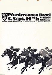 Bühler Andy - Pferderennen Basel