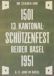 Hunziker Beni - Kantonal-Schützenfest