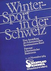 Anonym - Winter-Sport in der Schweiz