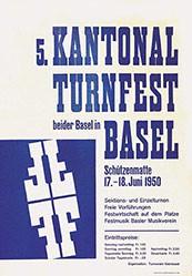 Anonym - Kantonalturnfest  (2-teilig)